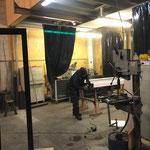 Projekt Türen: Feinschliff an den letzten drei Rahmen