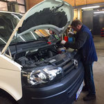 Service VW-Pritsche lang
