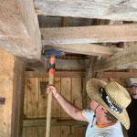Renovierungs- und Aufräumarbeiten Zuger Säge