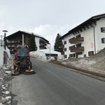Holder Kehrmaschine in Stubenbach