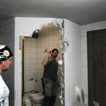 Umbauarbeiten Feuerwehrhaus