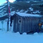 Eisplatz Zürs geht in Betrieb