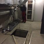 Fehlersuche Pumpwerk Rüfigarage