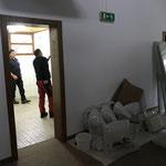 Schulrenovierung, Sanitärbereichserneuerung Volksschule