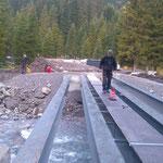 """Kabelkasten"" konstruieren bei Brückenträgern"