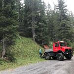 Forstarbeiten Bruggegga