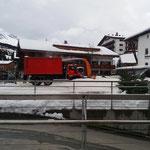 U530 Schneedepot Rüfiplatz aufnehmen