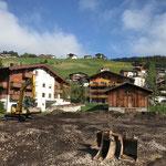 18. Mai: Geländemodellierungen