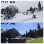 """Aus der Rubrik """"Schnee von gestern"""": Zupertboda"""