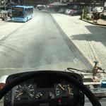 Straßenwäsche mit U400