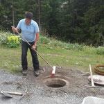 Kanalringreparatur Wiesele