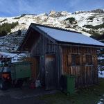 WC-Reinigungsdienst Formarin 2015 (nach der Alpsaison)