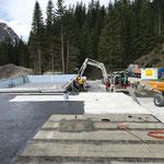 Abdicht- und Isolierarbeiten Aquafitbecken