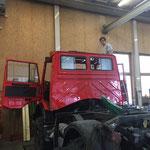 Aufbau U1600, es wird schön langsam! :-)