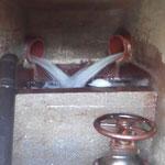 Karbühelquellbehälter-Reinigung und Gps-Einmessung