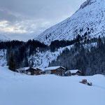 Pistenbully 100, Winterwanderweg Zug
