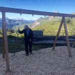 Spielplatzbau Freiburger Hütte