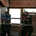 Fortbildungseinheiten zwischendurch: Lektüre auf den Schüler-Ergometern Neue Mittelschule