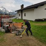 Ortsverschönerung in Stubenbach