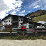 Drittleistung für Skilifte Lech: Hilfe bei Hänger rangieren, mit U1600