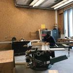 Grilltisch konstruieren Tischlerei