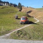 Neutrassierung und Rückbau Goldener Berg - Gipsbach