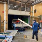 ...Winterstangentransporte Oberlech sowie Hölzer für Weiderost Tannegg