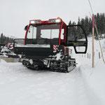 Winterwanderweg Lech - Zürs, mit Snow Rabbit 3