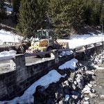 Lader 509, Schneeräumung Uferpromenade