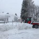 Holder C70 SC Parkplätze fräsen Mesmerstall