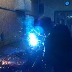 Adaptierungsarbeiten für Epsilonkran auf Steyr 6190 CVT