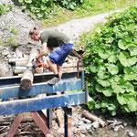 Neubau Gitzibachbrücke