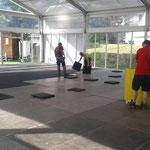 Teppichboden legen ACCR
