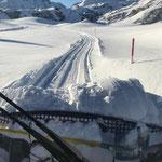 Präparierung Winterwanderweg Gaisbühel, PB Paana