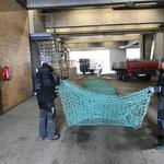 Netze zusammenlegen und versorgen am Bauhof