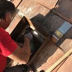 Kamin entfernen Feuerwehrhaus
