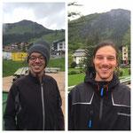 Wir begrüßen recht herzlich Elmar und JP bei uns! Beide verstärken das Waldbad Lech-Team!