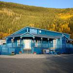 Dawson City Camping