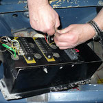 Montage Sicherungskasten