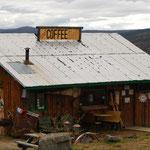 Das beste und einzigeste Kaffee an der Grenze