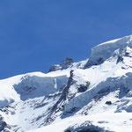 Jungfraujoch mit dem Sphinx-Observatorium