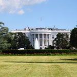 White House ohne Gitter