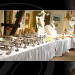Hochzeitsbuffet full service