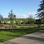 Vertou et le parc du Loiry