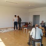 Workshop 2, Künstlerinnenspaziergang am 07.04.2019