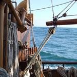 Il nuovo paranco della vela bassa di strallo