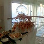 King Crabs bei einem Einsatz auf der MS Europa