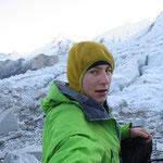 Vor dem Gletscher zum Ishinca