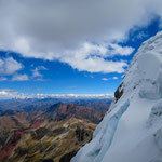 Nev. Tsacra Chico - Cordillera Huayhuash, Peru.