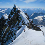 Mt. Dzhigit, Kirgistan.